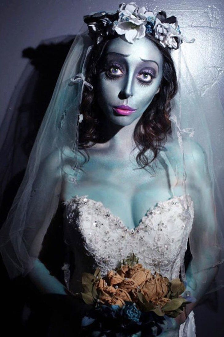 Tim burton fans u these diy halloween costumes are a nightmare
