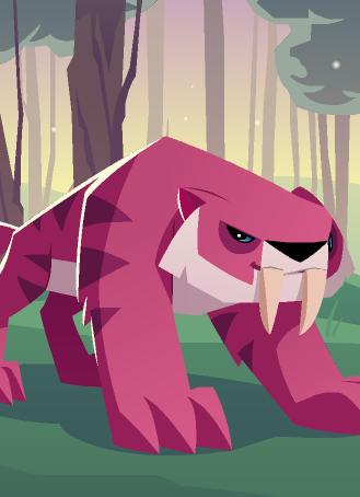Smilodon The Parody Wiki Fandom Powered By Wikia In 2020 Animal Jam Play Wild Animals Images Animal Jam