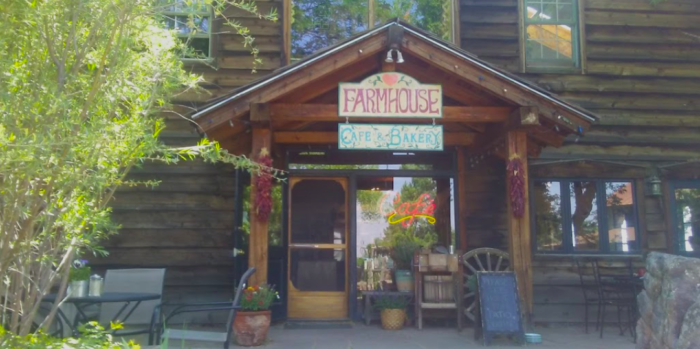 This MustTry Farmhouse Restaurant Is Hiding In New Mexico