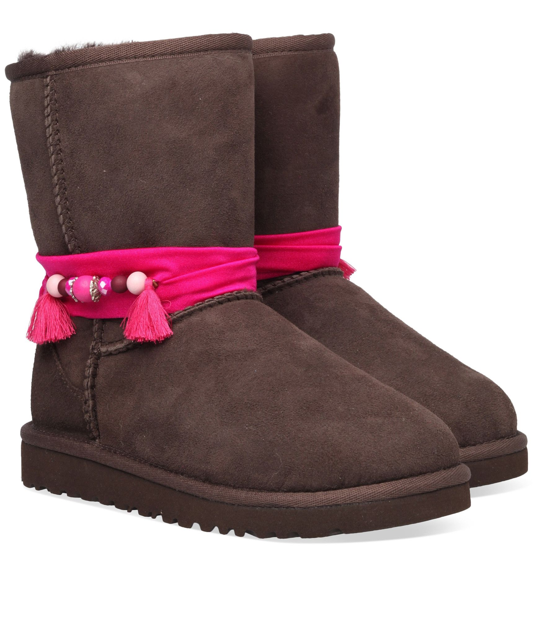 Kinderschoenen Te Koop.Ugg Kinderschoenen Kids Classic Mooim Chocolate Koop Je Online Bij