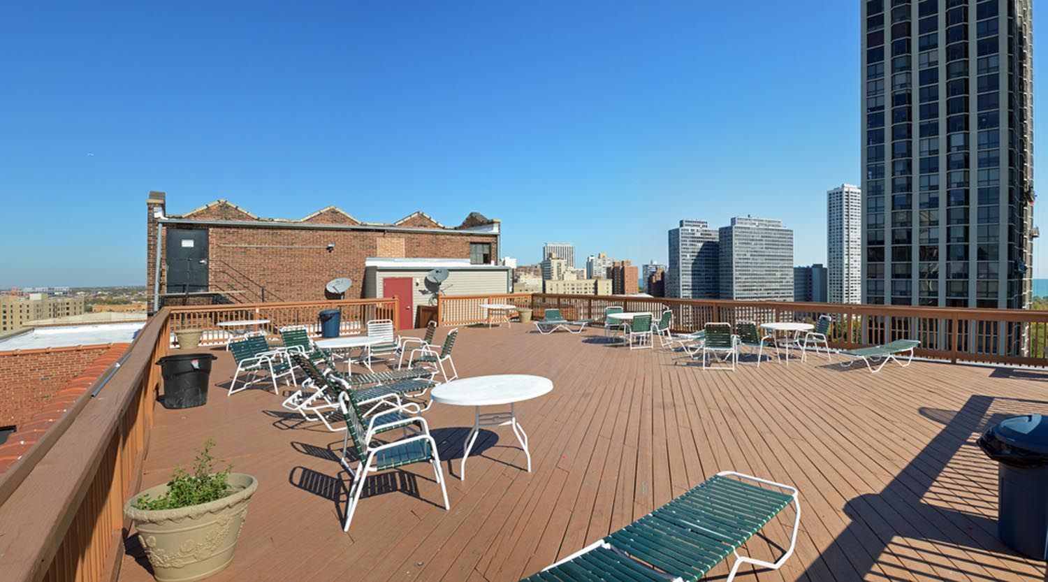 443 W Wrightwood Ave Chicago Il 60614 Rooftop Deck Chicago