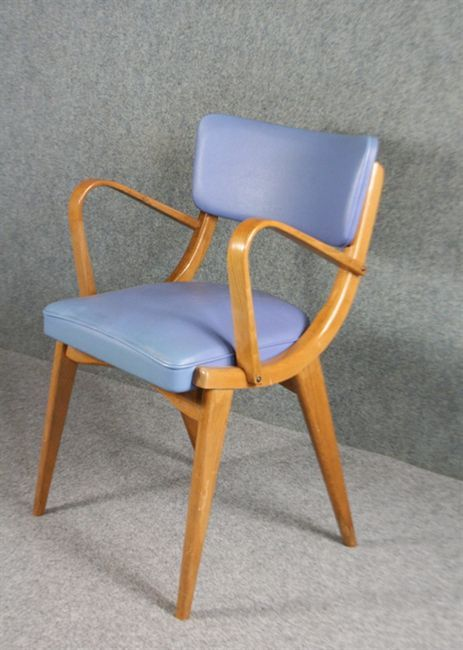 Blonde Bentwood Carver Chair by Ben Chairs of Frome, Somerset. 1960s ...