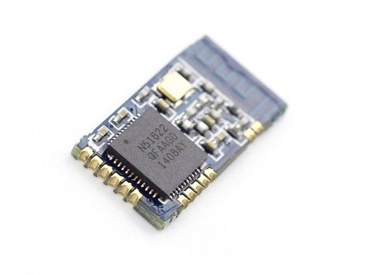 Buy Low power consumption BLE4.0 module with 2.4GHz PCB antenna 18.5*9.1mm [317030015] | Seeedstudio