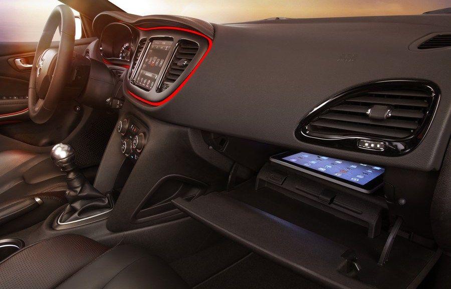 Allnew 2013 Dodge Dart Araba