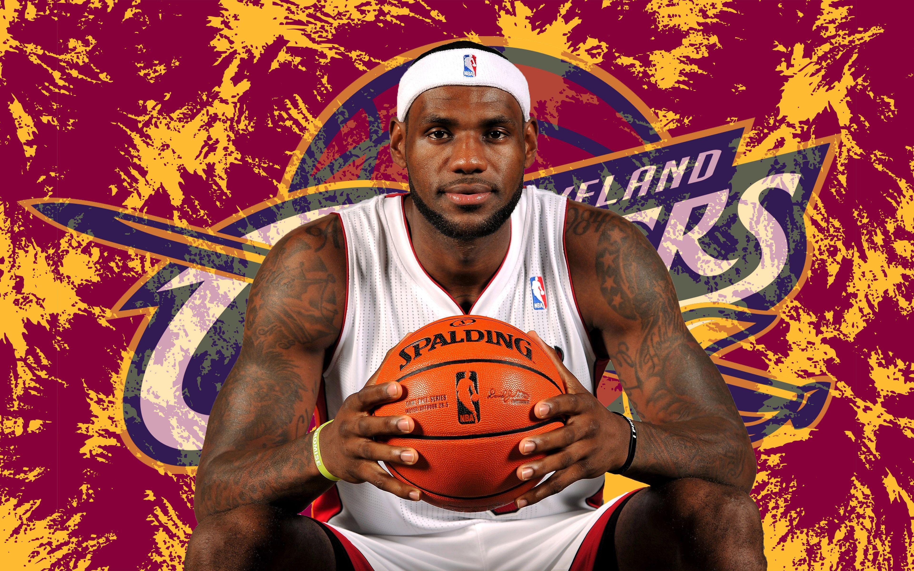LeBron James Cleveland Cavaliers LeBron James 2014