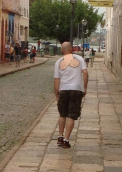 Bald Dick Shirt