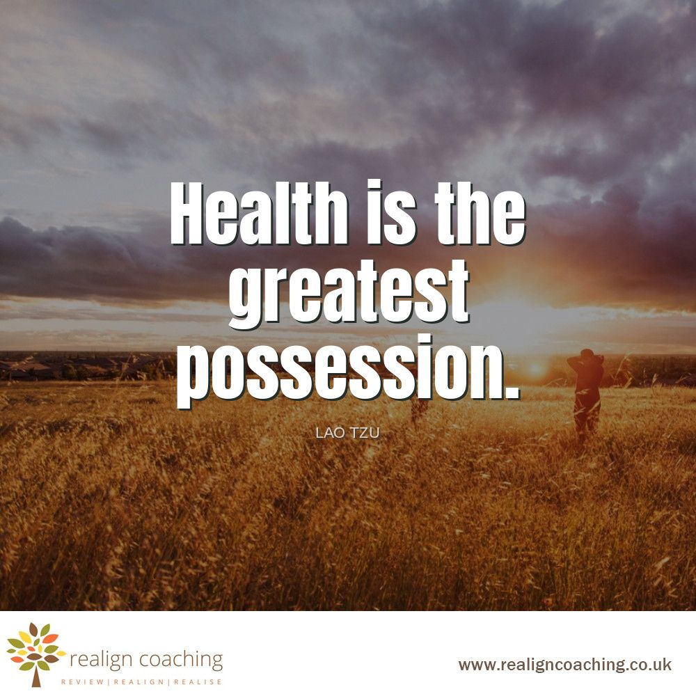 Health is the greatest possession. Wellbeing quotes