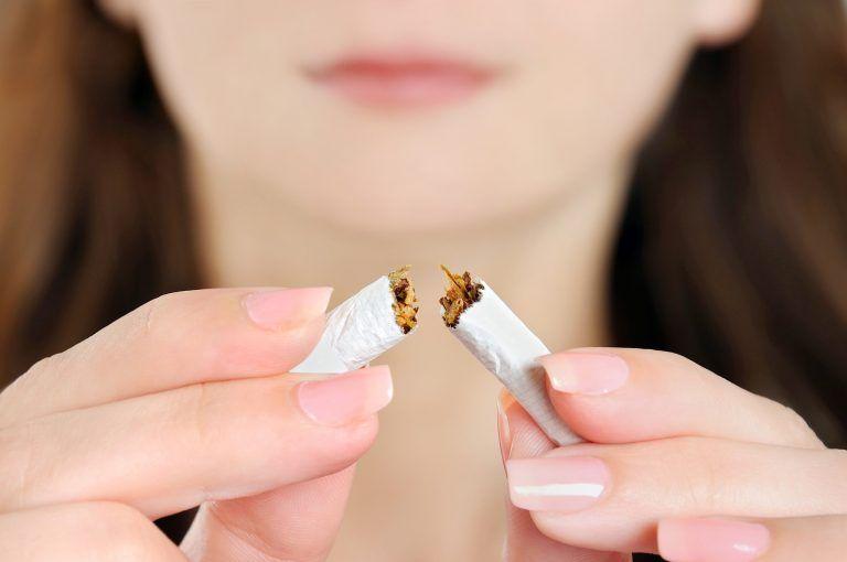 Rauchen aufhoren gut fur depresion