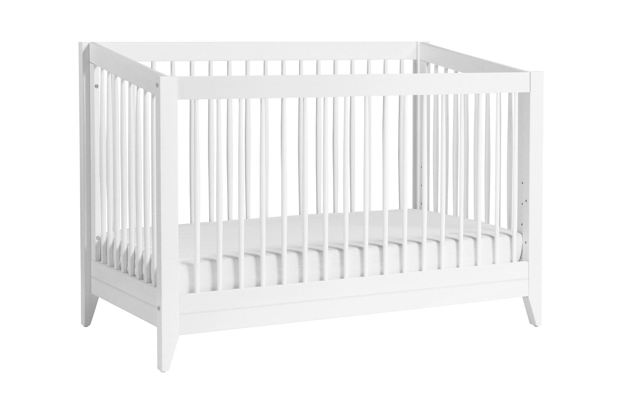 itm crib babyletto cribs conversion kit modo davinci porter with rail bed toddler convertible in