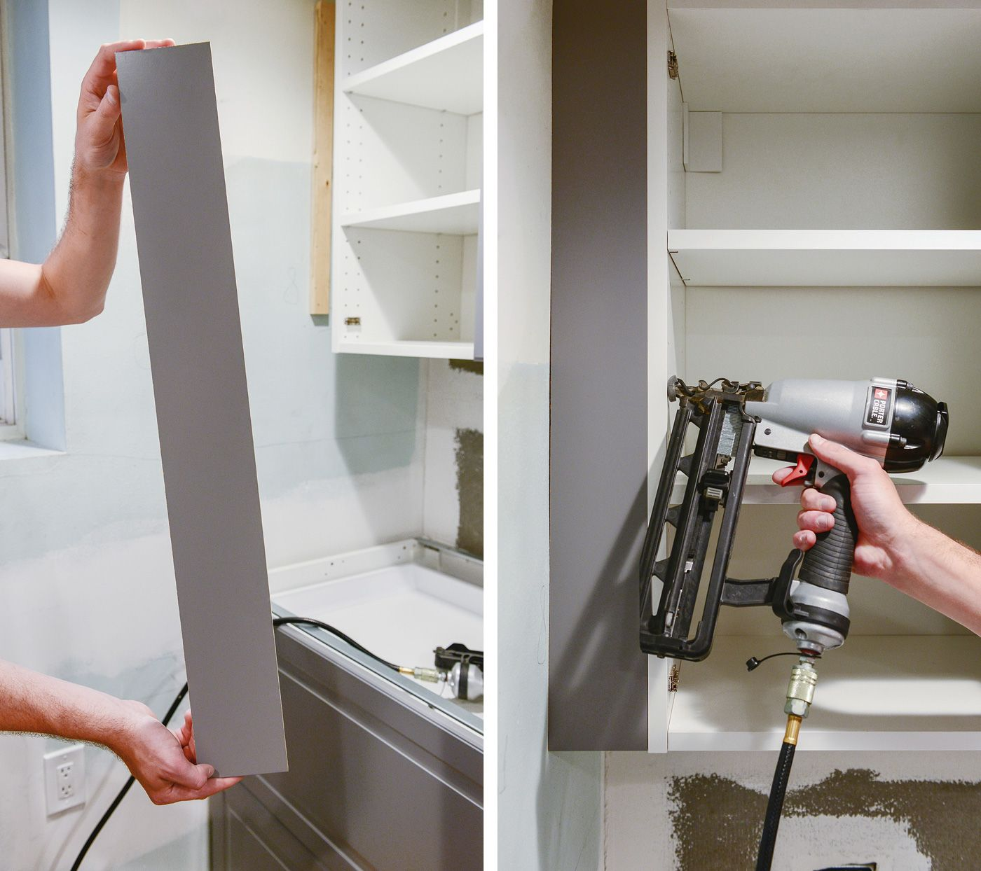 Perfecting The Imperfect In Our Ikea Kitchen Fillers Panels Toe Kicks Ikea Kitchen Ikea Kitchen Planning Ikea Kitchen Remodel