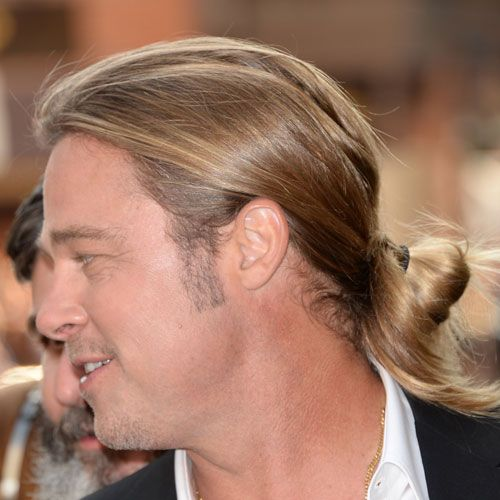 20 Fabulous Ponytail Hairstyles for Men [2019]