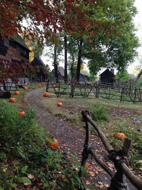 PIONEER VILLAGE Haunted happenings, Pioneer village
