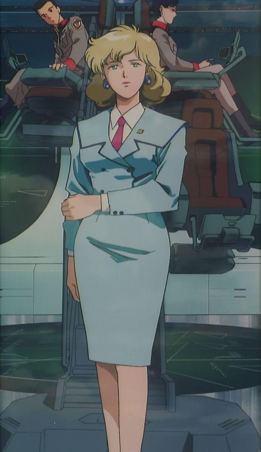 Nina Purpleton Mobile suit gundam wing, Gundam, Kido