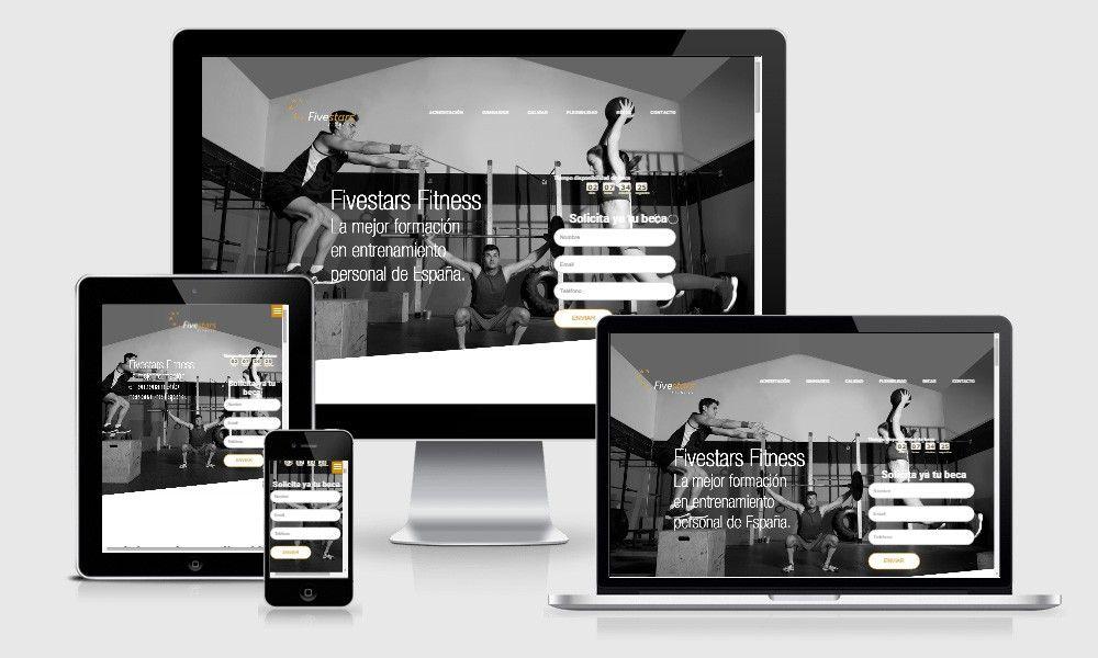 Diseño de páginas web en Marbella. Diseño profesional de webs corporativas.