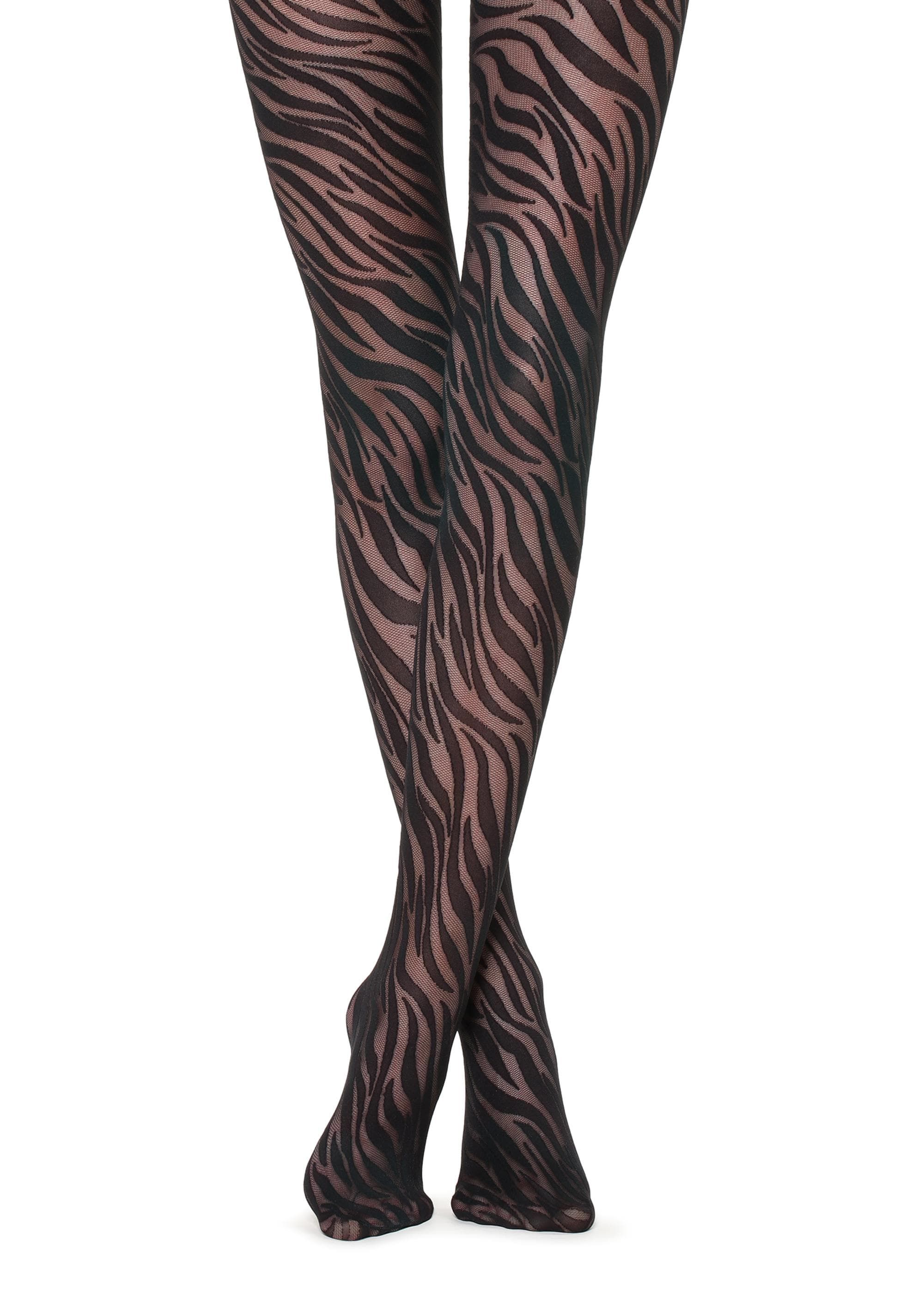 72bb045ae Collant zebrato - Calzedonia Fashion Tights