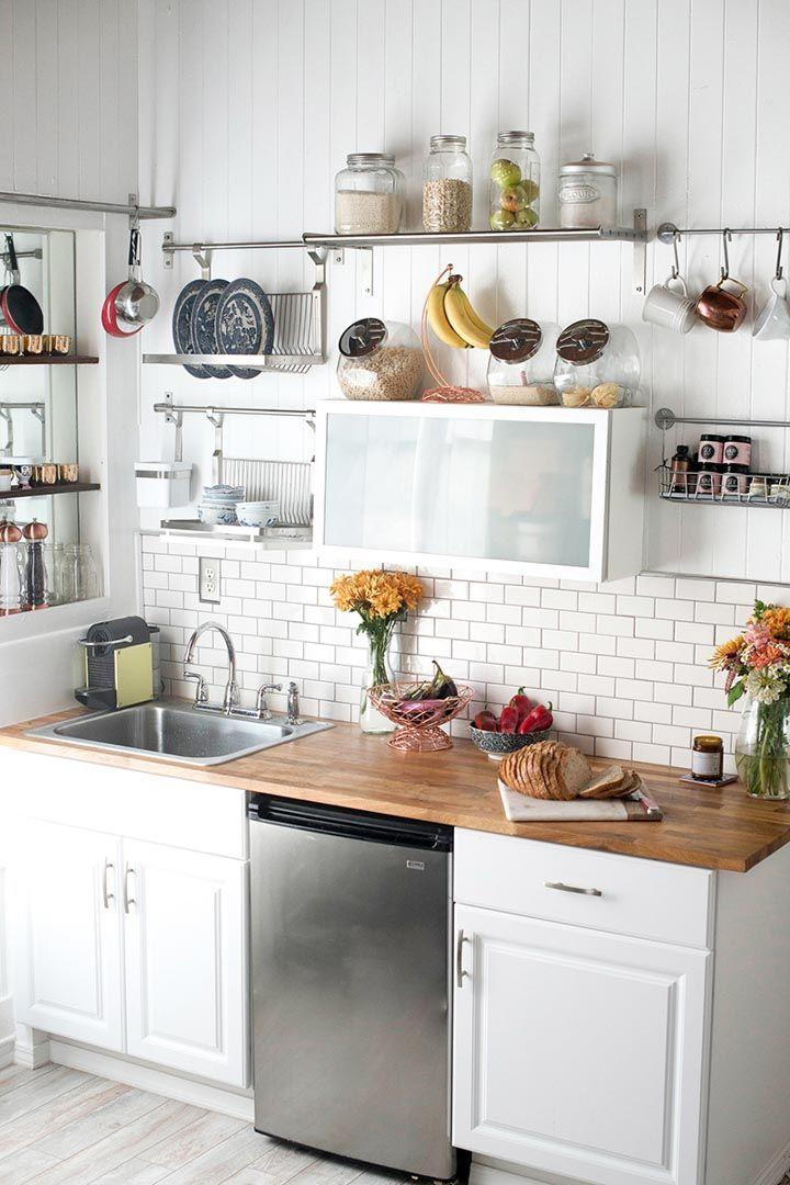 Pin von jo  vodila auf s t a y Pinterest Modernes Bauernhaus - küchen regale ikea