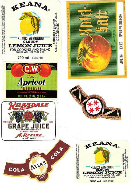 Vintage Labels, free to use.