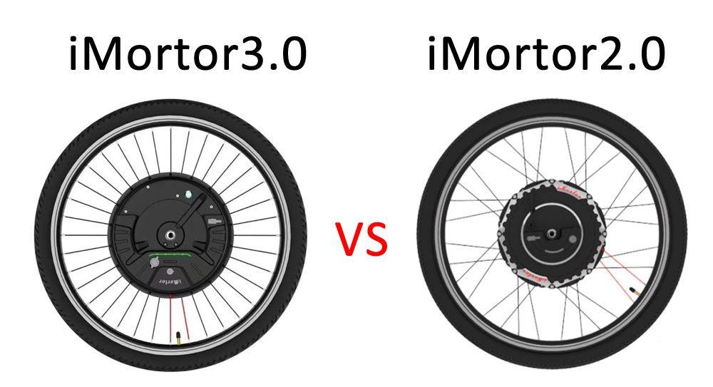 Imortor3 0 All In One Ebike Conversion Kit Electric Bike Conversion Electric Bicycle Ebike
