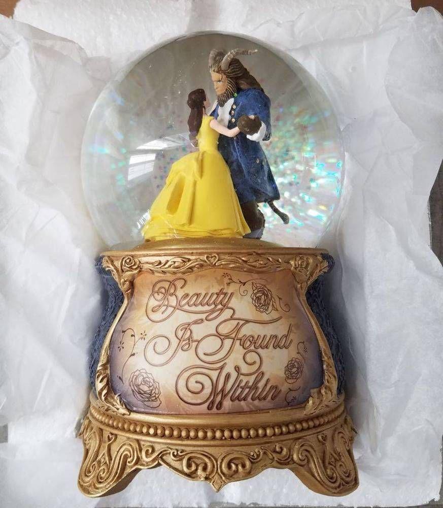 Smart Art Disney Princess Musical Glitter Globe Collector