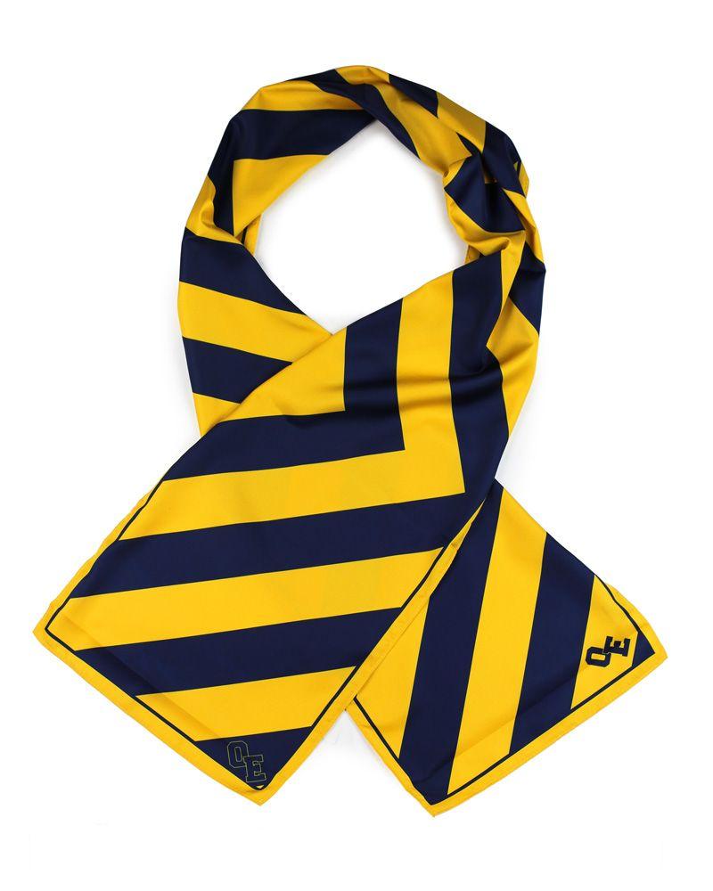 257850a6d277 custom printed womens scarf uniform   Our Custom Ties + Scarves ...