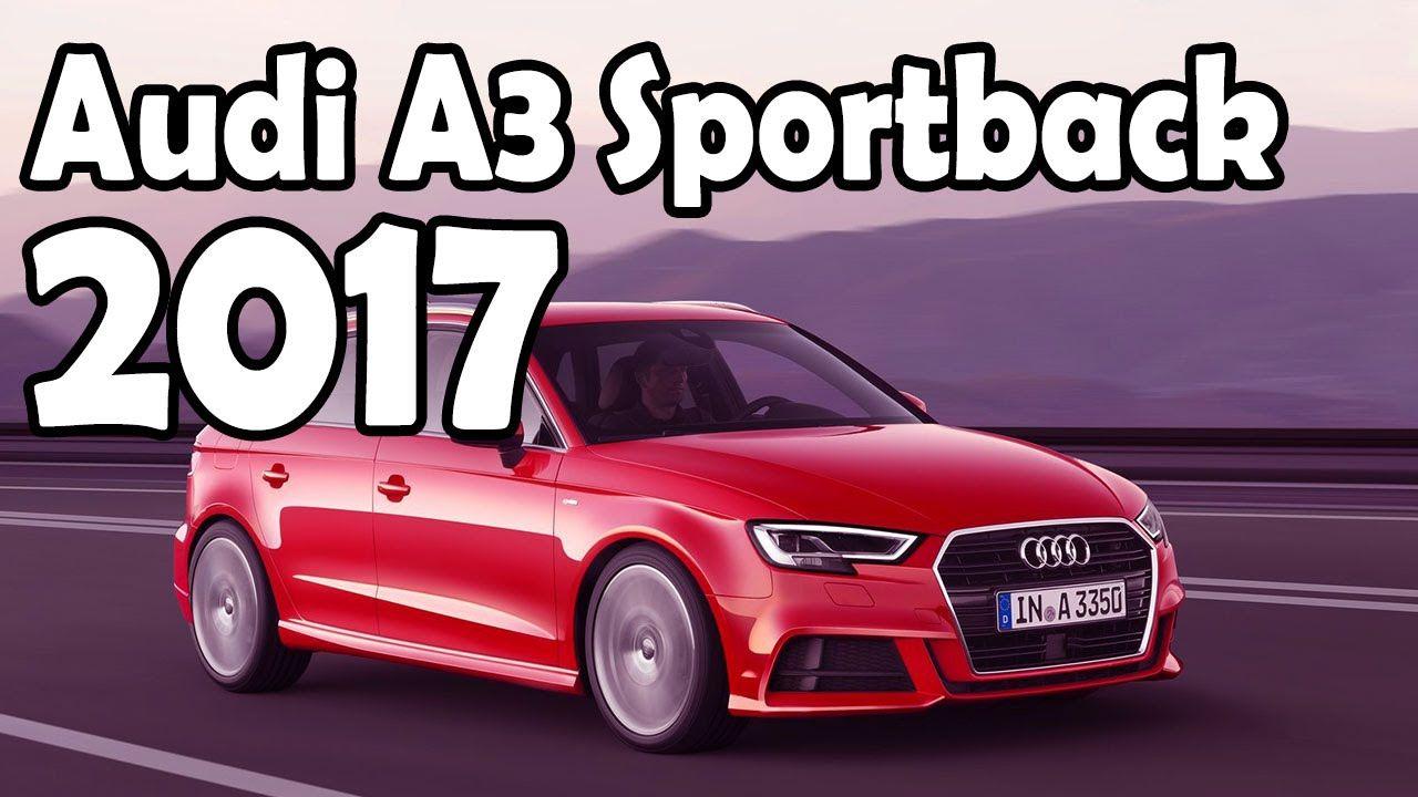 2017 Audi A3 Sportback with Audi Adaptive Cruise Control