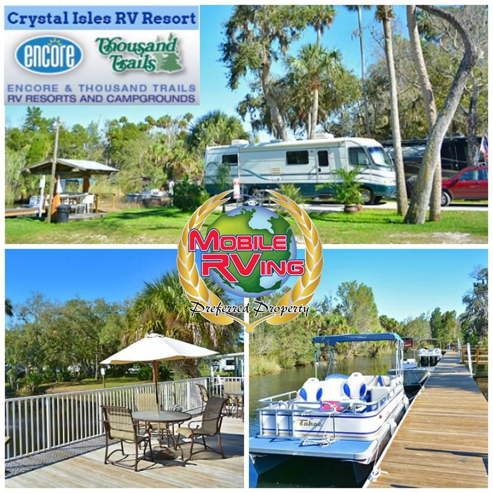 Get Ready To Enjoy Perfect Weather Crystal Isles Rv Resort In Crystal River Florida Is More Than You Could Ever Hope Crystal River Florida Safe Travel Resort