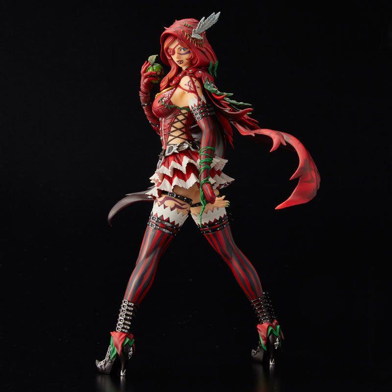 unpainted resin anime figures
