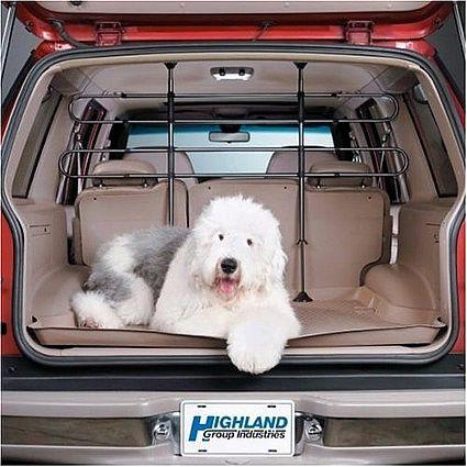 Adjustable Dog Barrier Pet Vehicle Barriers And Restraints