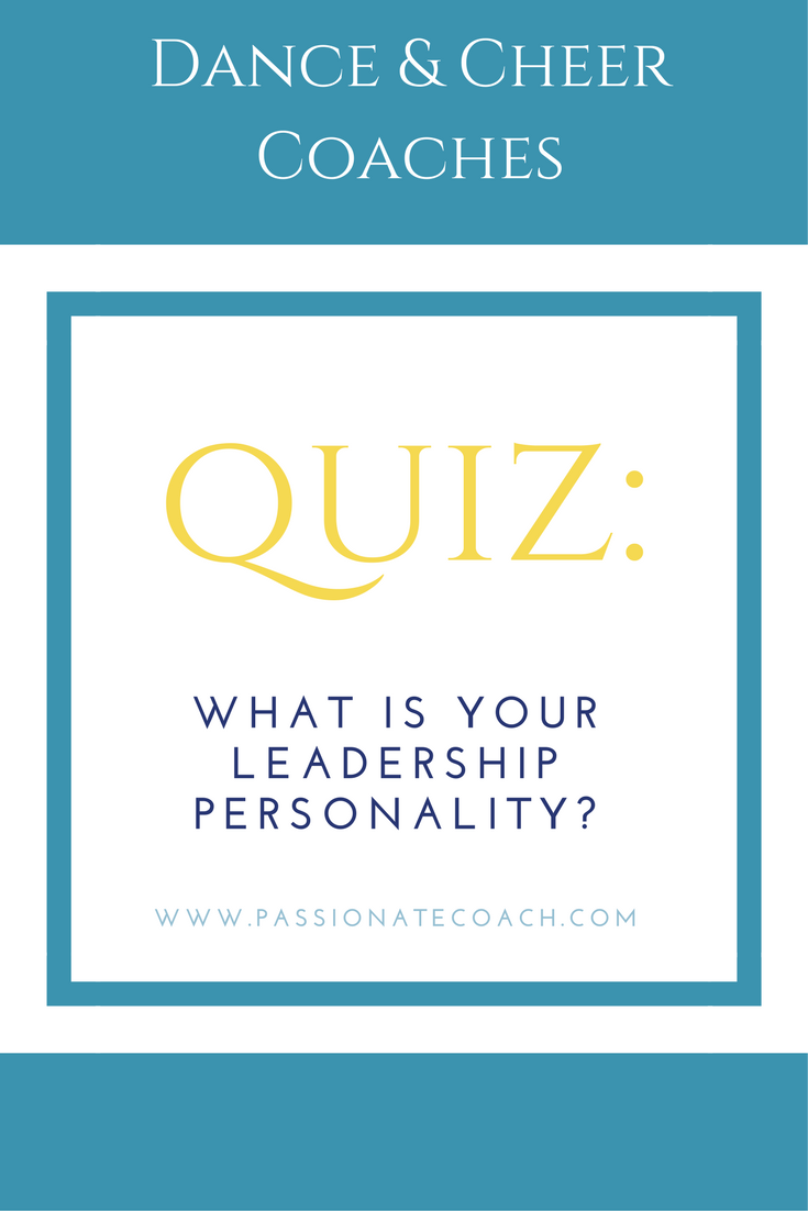 QUIZ: What's your Leadership Personality | POST YOUR BLOG