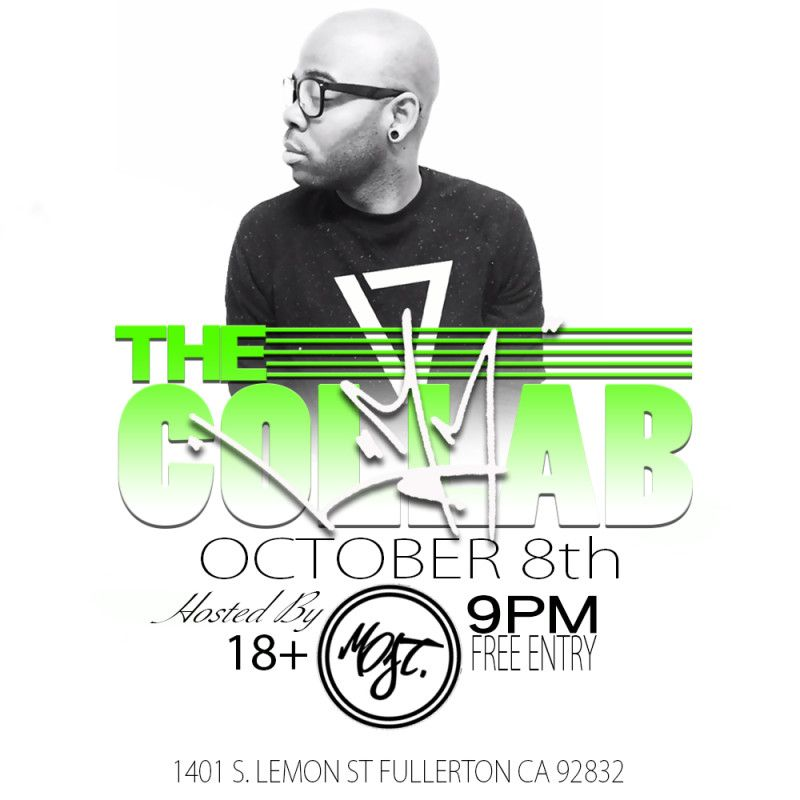 LuMm Performing Live at The Collab Event October 8th!