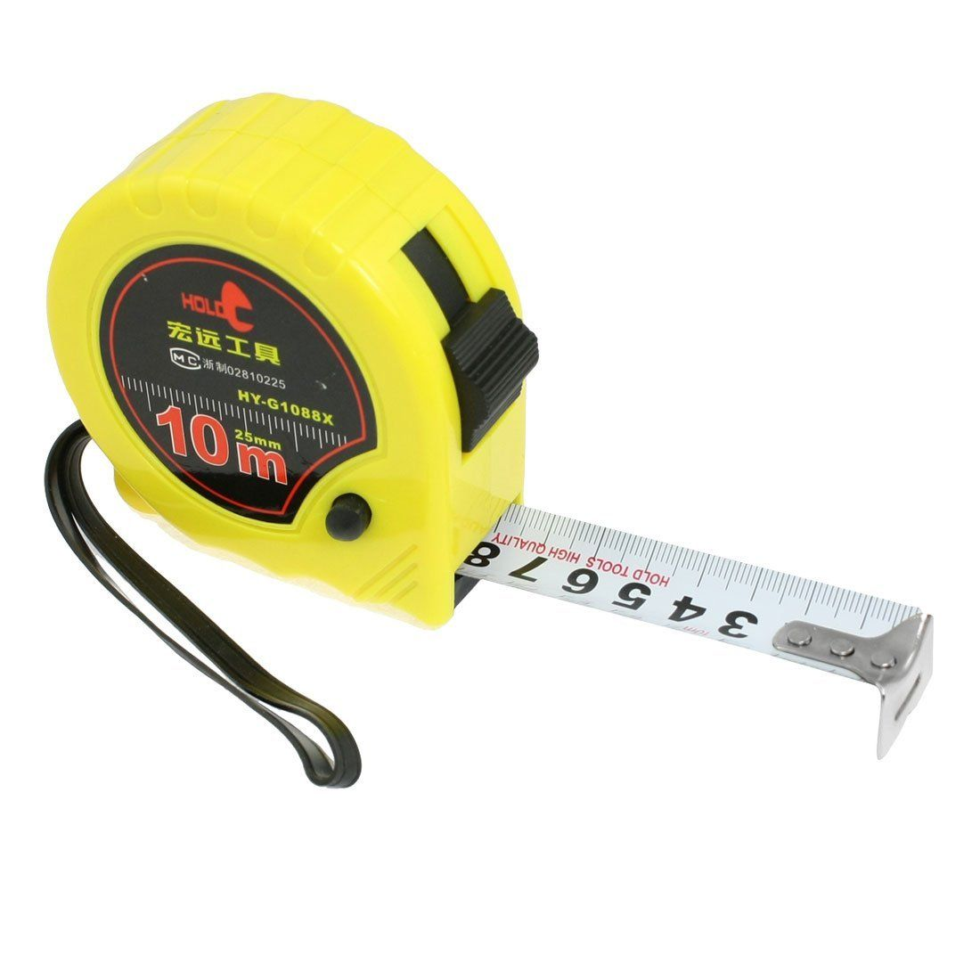 1pcs Stainless Steel Tape Measure 10m Tape Measure Metric