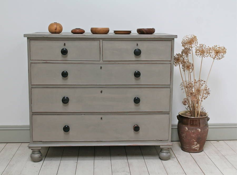 Painted Chest Of Drawers   Google Search