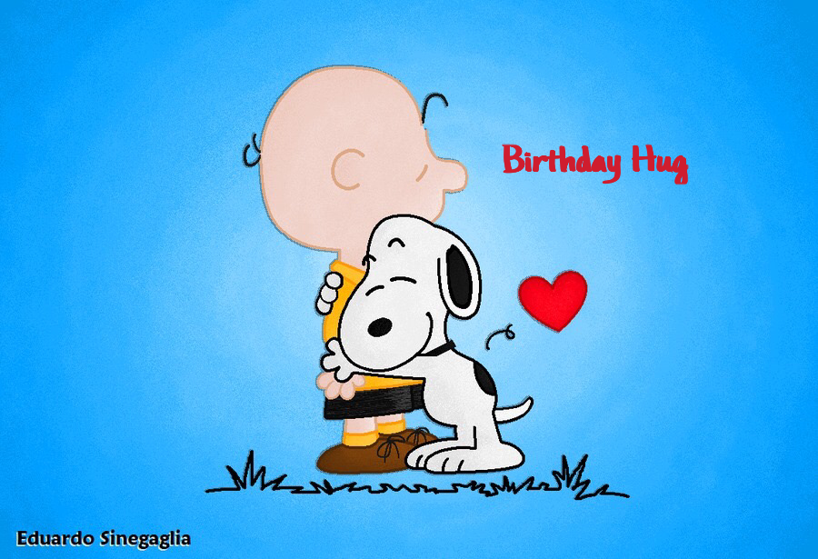 Pin By Judy On Birthday Wishes Snoopy Wallpaper Charlie Brown And Snoopy Snoopy
