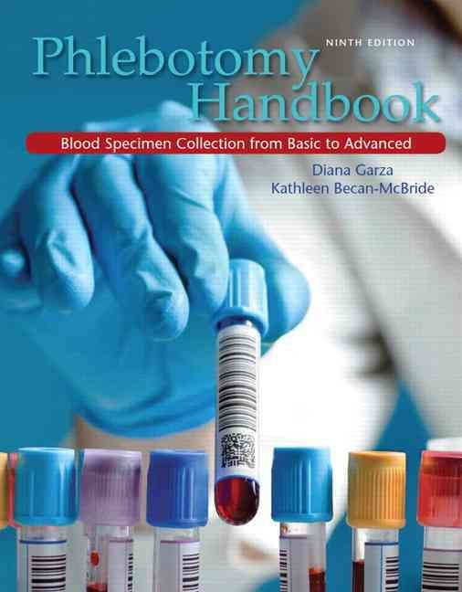 phlebotomy handbook blood specimen collection from basic to advanced paperback phlebotomy medical and medical assistant. Resume Example. Resume CV Cover Letter