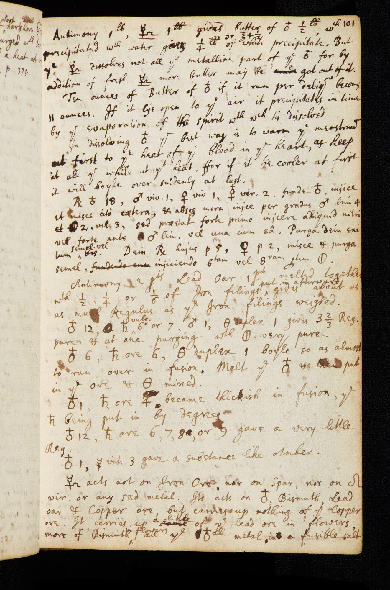 Carnet Note Isaac Newton 10 Carnet Carnet De Notes Alchimie