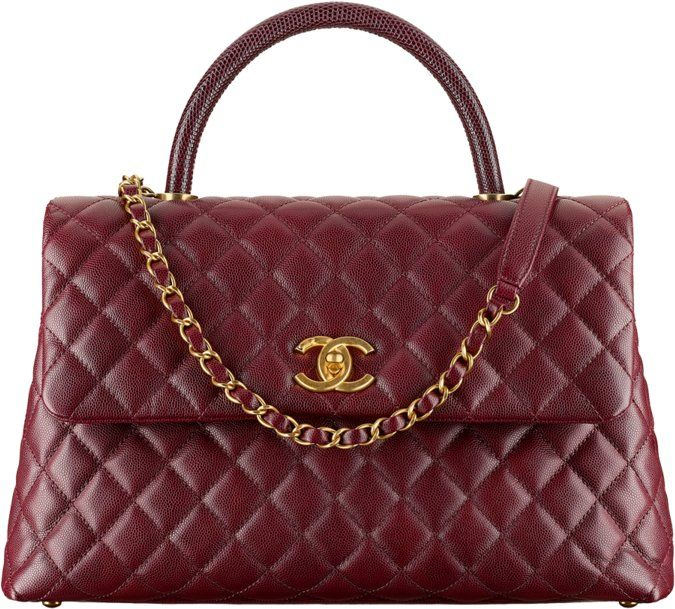 8e0d3a8c8310 Chanel Fall Winter 2017 2018 Pre Collection Handbag Bag Season
