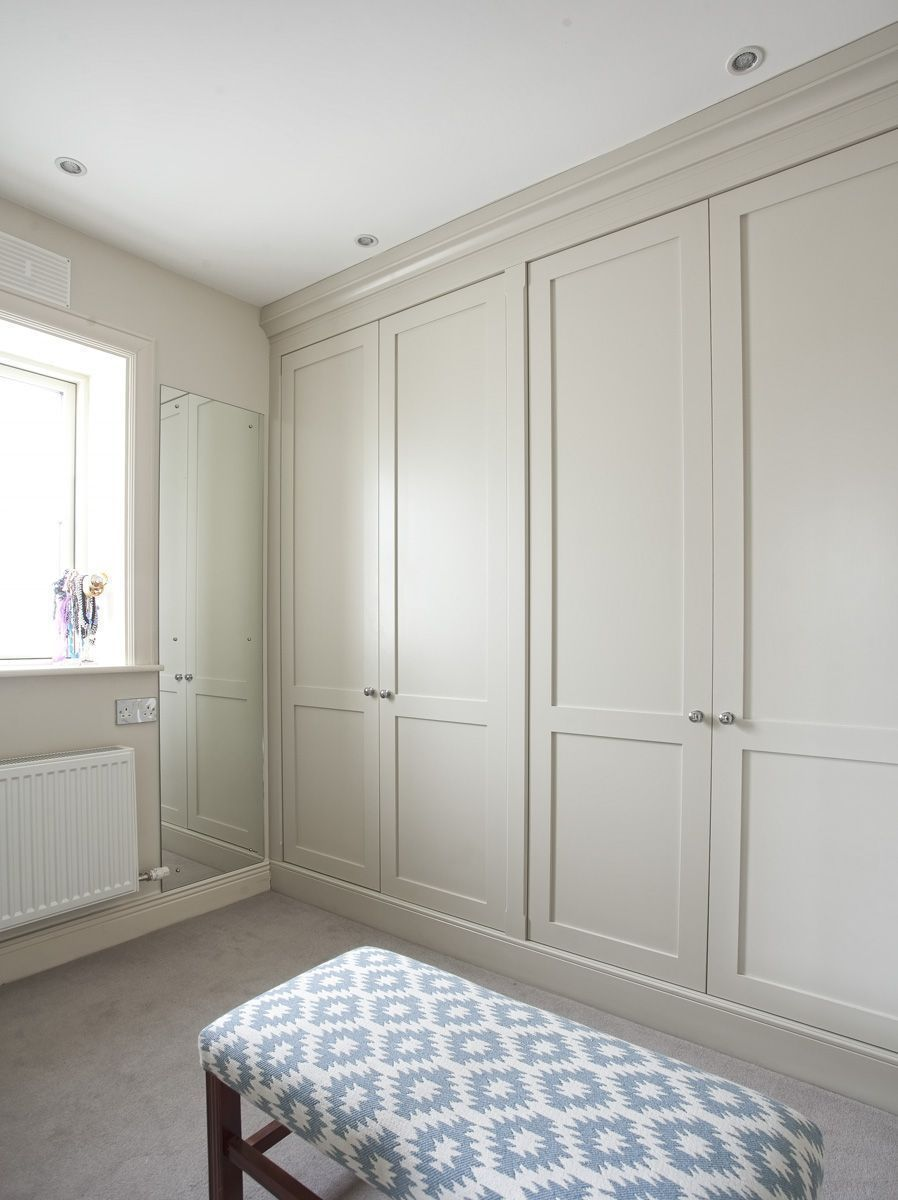 Built In Wardrobes Home Design