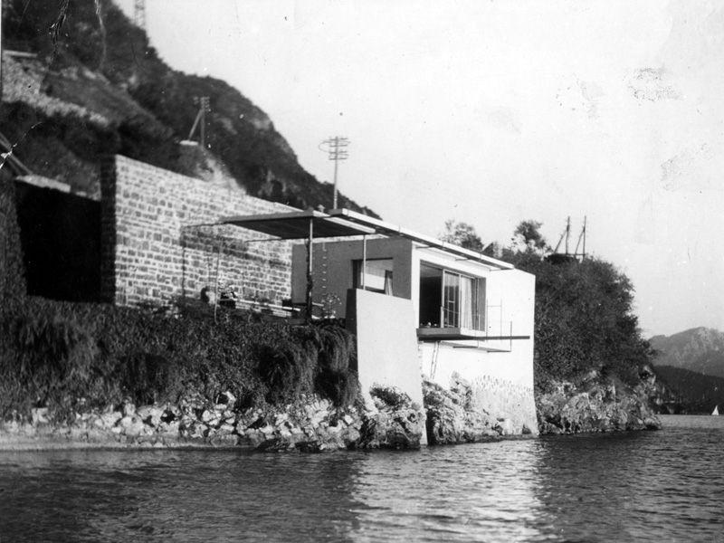 Casa per uno scapolo, Varenna, Lombardia, Italia - Giulio Minoletti