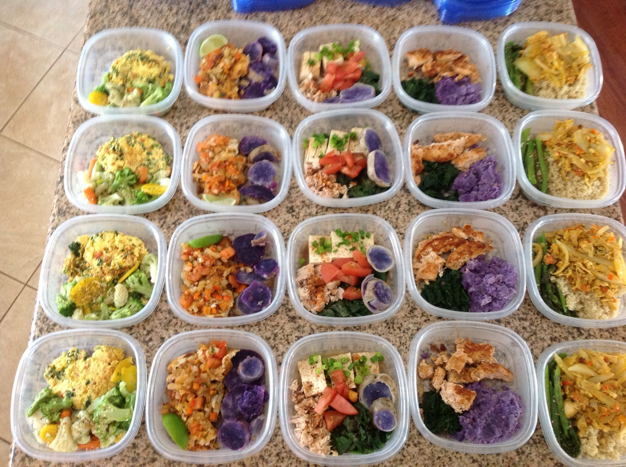 Eating Clean... five day food prep. | MoTiVate Me ...