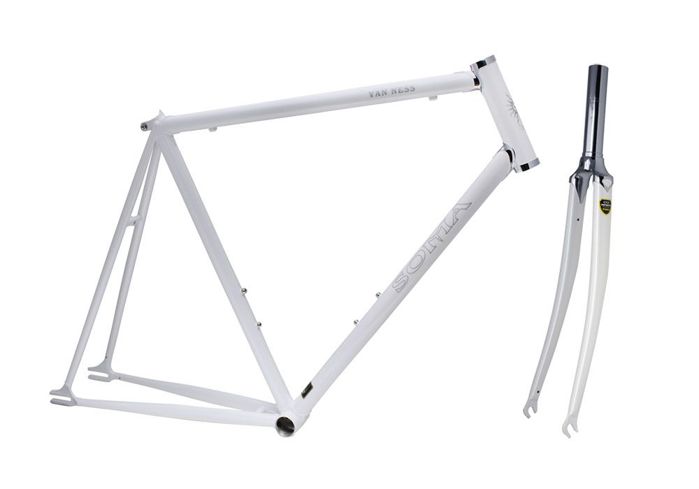 Van Ness Frame Set | SOMA Fabrications | Bikes | Pinterest