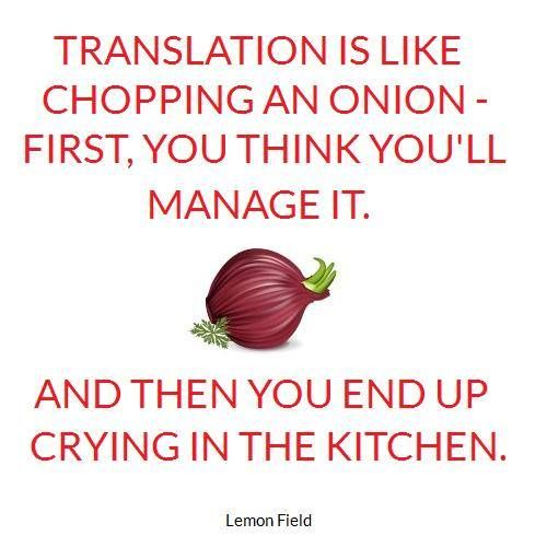 Translation Vs Onion Which One Is The Most Evil To You