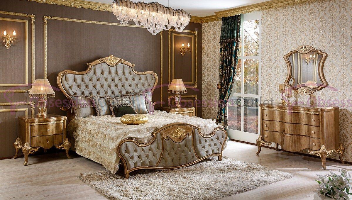 Sku Ldb94 Obsession Outlet Traditional Bedroom Bedroom Furniture Design Luxurious Bedrooms