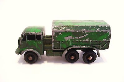Matchbox Lesney 49 a Army M3 Personnel Carrier empty Repro B style Box