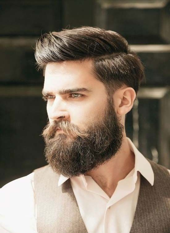 Men\'s Haircut Grooming & Beard Products   Haircuts, Men hairstyles ...