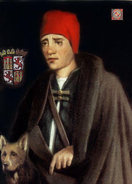 Enrique IV de CAstilla | Enluminure | Historia, España y Rey
