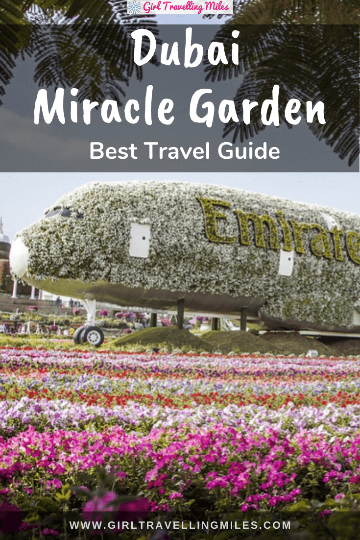 10 Must See Attractions At Dubai Miracle Garden In 2020 Travel Around The World Miracle Garden Travel