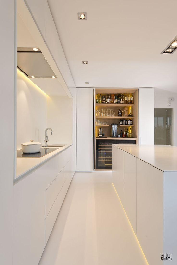 Pin by Anita Albers on V A U - K I T C H E N  Modern kitchen