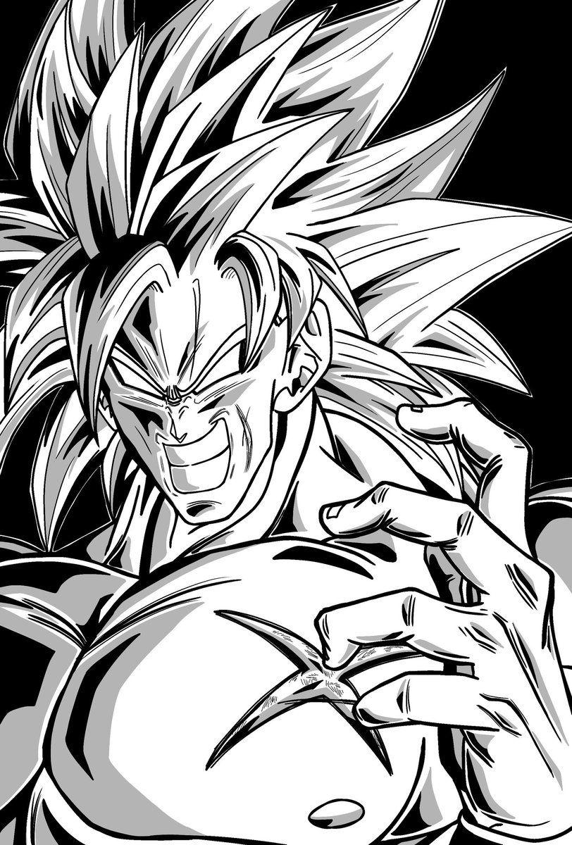 Broly Super Saiyajin Legendario Dragon Ball Wallpapers Dragon Ball Image Dragon Ball Super