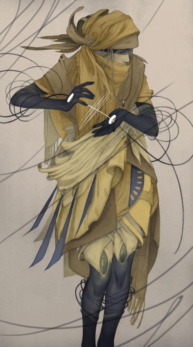 Wire Mage by Ashley Mackenzie