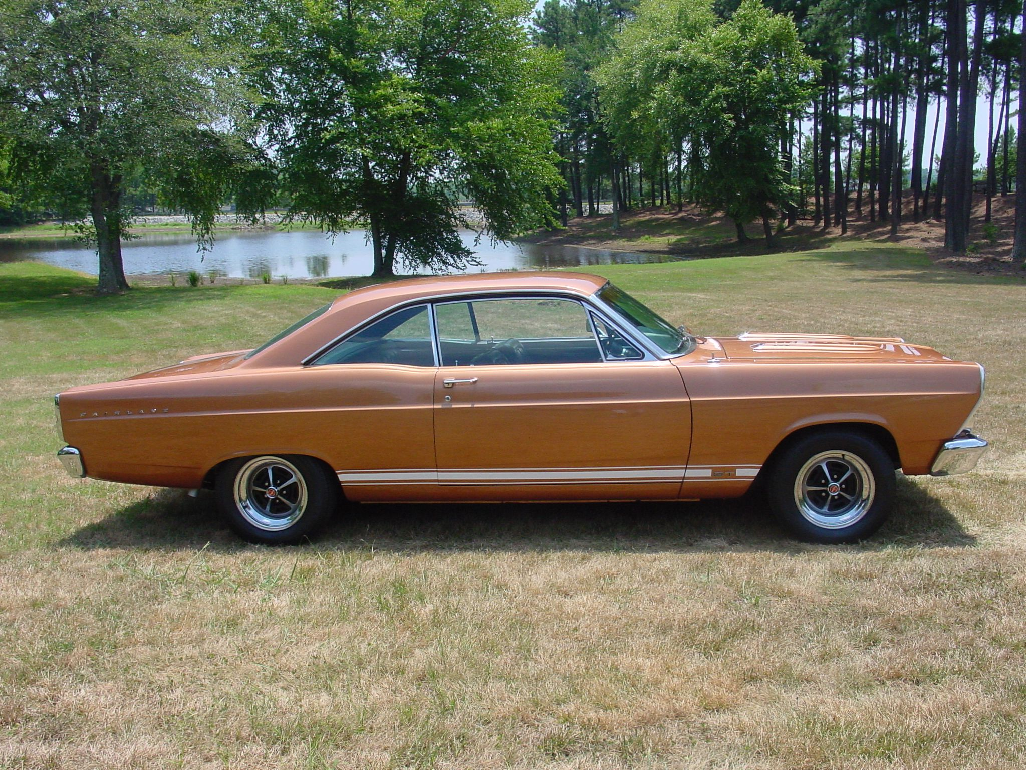 1967 Ford Fairlane Gt Two Door Hardtop Ford Fairlane Ford